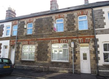 Thumbnail 2 bed terraced house for sale in May Street, Cathays, Cardiff
