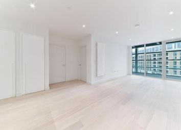 Thumbnail 1 bed flat to rent in Silvertown Way, London