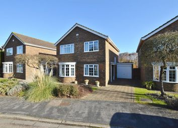Thumbnail 4 bed detached house for sale in Bannister Close, Witley, Godalming