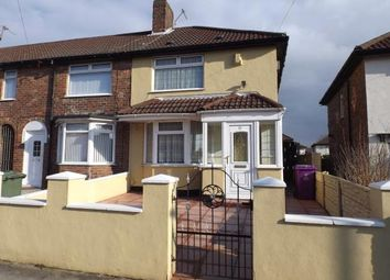 Thumbnail 2 bed semi-detached house for sale in Grieve Road, Fazakerley, Liverpool, Merseyside