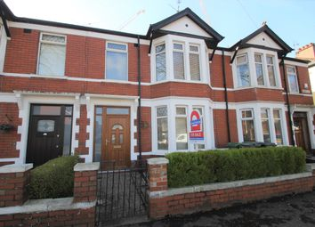 Thumbnail 3 bed terraced house for sale in Maindy Road, Maindy / Cathays, Cardiff