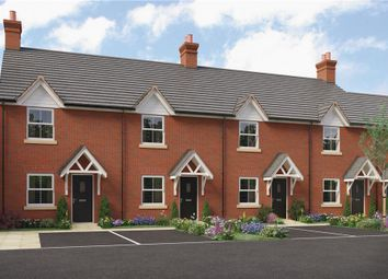 "Thumbnail 2 bedroom mews house for sale in ""Preston"" at Winterbrook, Wallingford"