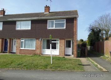 Thumbnail 2 bed semi-detached house to rent in Garden Close, Bungay