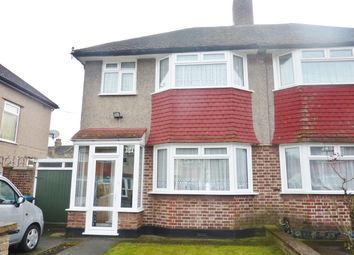 Thumbnail 3 bed semi-detached house for sale in Brookdene Road, Plumstead, London