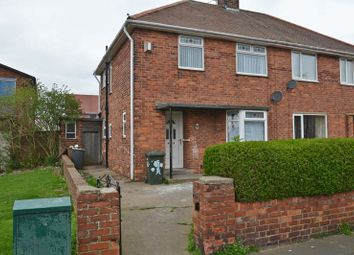 Thumbnail 3 bedroom semi-detached house to rent in Woolsington Road, North Shields