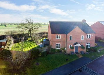 Thumbnail 5 bedroom detached house for sale in Hares Run, Mawsley Village, Kettering, Northants