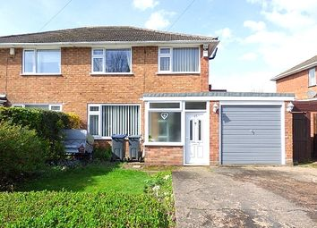 Thumbnail 3 bed semi-detached house for sale in The Crest, West Heath