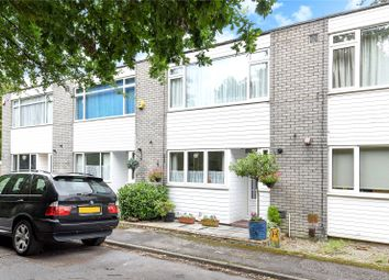 Thumbnail 3 bed terraced house for sale in Trinity Close, Northwood, Middlesex