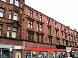 Thumbnail 2 bed flat to rent in Westmuir Street, Glasgow