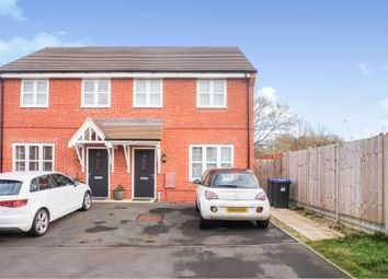 3 bed semi-detached house for sale in Highwayman Close, Northampton NN2