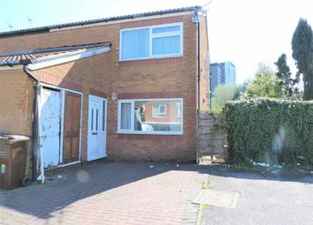 Thumbnail 2 bed flat to rent in Totland Close, Manchester