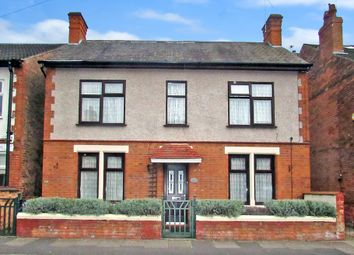Thumbnail 3 bed detached house for sale in Cranmer Street, Long Eaton, Long Eaton