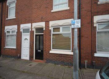 Thumbnail 2 bedroom terraced house to rent in Albany Road, Hartshill, Stoke-On-Trent
