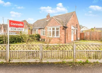 Thumbnail 2 bed semi-detached bungalow for sale in Highbury Grove, Clapham, Bedford