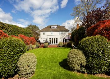 Thumbnail 5 bed detached house for sale in Nelson Road, New Malden, Surrey