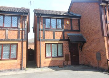 Thumbnail 2 bed semi-detached house to rent in Cherry Hills Road, Leicester