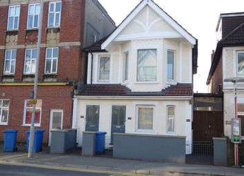 Thumbnail 1 bedroom flat to rent in Ashley Road, Parkstone, Poole