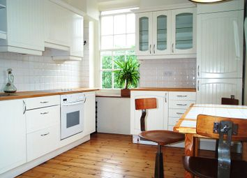 Thumbnail 2 bed flat to rent in Vicarage Crescent, By Battersea (Village) Square
