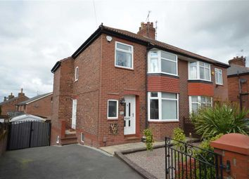 Thumbnail 4 bedroom semi-detached house for sale in Reddish Road, South Reddish, Stockport, Greater Manchester