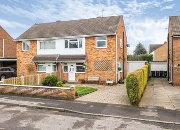 3 bed semi-detached house for sale in Claremont Avenue, Hucknall, Nottingham, Nottinghamshire NG15