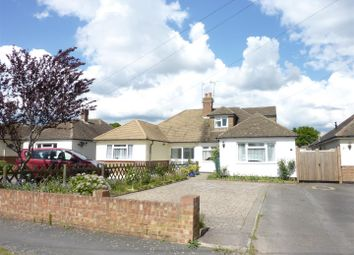 Thumbnail 3 bed semi-detached bungalow for sale in Elm Avenue, Caddington, Luton