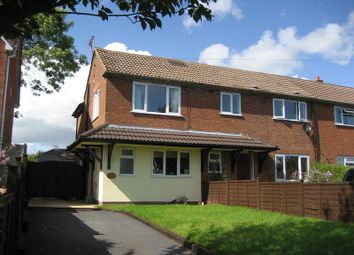 Thumbnail 2 bed end terrace house to rent in The Old Post Office, Fromes Hill, Ledbury, Herefordshire