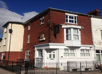 Thumbnail 2 bed flat to rent in Padwell Road, Southampton