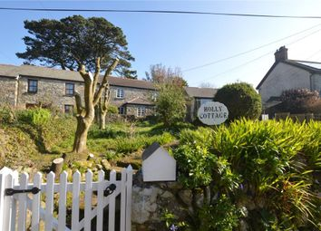 Thumbnail 3 bed semi-detached house for sale in Tresowes Hill, Ashton, Helston, Cornwall