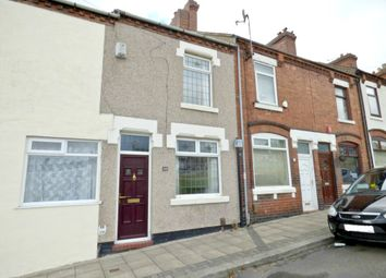Thumbnail 2 bed terraced house to rent in Ludlow Street, Hanley, Stoke On Trent