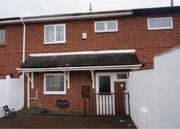 Thumbnail 3 bed town house for sale in Barlborough Road, Ilkeston