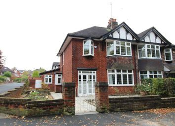 Thumbnail 3 bedroom semi-detached house for sale in Greenleach Lane, Worsley, Manchester