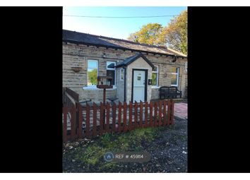 Thumbnail 1 bed bungalow to rent in Greenhouse Road, Huddersfield