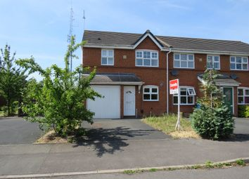 Thumbnail 3 bed end terrace house for sale in Ferry Farm Drive, Stafford