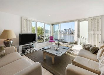 Thumbnail 3 bed flat for sale in Old Swan Wharf, Battersea Church Road, Battersea, London