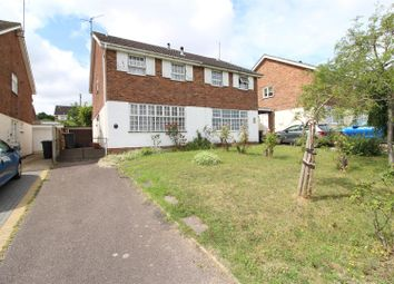 Thumbnail 3 bed semi-detached house for sale in Melloway Road, Rushden