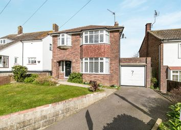 Thumbnail 3 bed detached house for sale in Hall Lane, Dovercourt, Harwich