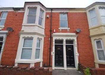 Thumbnail 3 bedroom flat for sale in Hazelwood Avenue, Jesmond, Newcastle Upon Tyne