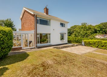 Thumbnail 5 bed detached house for sale in Links Road, Lowestoft