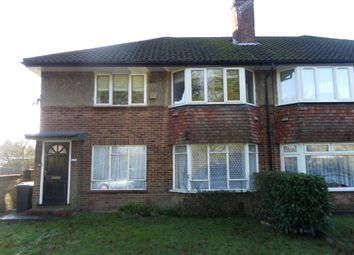 Thumbnail 2 bed maisonette to rent in North Western Avenue, Watford