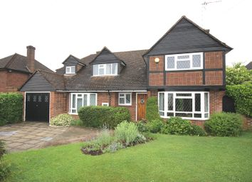 Thumbnail 5 bed property for sale in Dalkeith Road, Harpenden, Hertfordshire