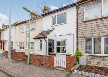 Thumbnail 2 bedroom terraced house for sale in Haward Street, Lowestoft