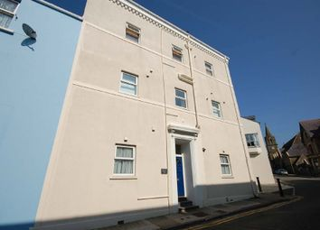 Thumbnail 1 bed flat to rent in Warren Street, Tenby