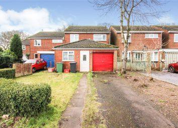 Thumbnail 3 bed detached house for sale in Oakham Drive, Coalville, Leicestershire