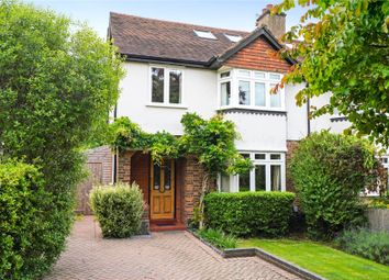 Thumbnail 4 bedroom semi-detached house for sale in Foley Road, Claygate, Esher, Surrey