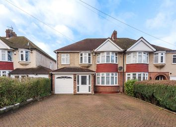 Thumbnail 4 bed semi-detached house for sale in City Way, Rochester