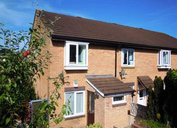 Thumbnail 2 bed end terrace house for sale in Chercombe Valley Road, Newton Abbot, Devon