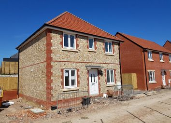 Thumbnail 3 bed detached house for sale in Plot 69, Dukes Way, Axminster