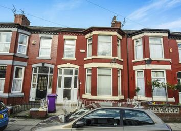 Thumbnail 3 bed terraced house for sale in Baden Road, Liverpool, Merseyside