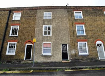 Thumbnail 4 bedroom terraced house to rent in East Terrace, Gravesend