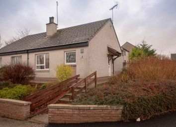 Thumbnail 2 bed semi-detached bungalow for sale in Park Vale, Longside, Peterhead, Aberdeenshire